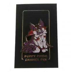 Vampire Puppy Pin