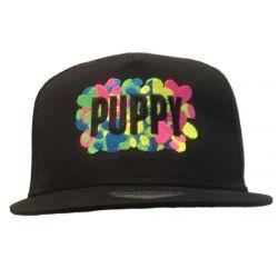 Paw Splat Cap