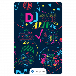 DJ Badge Pack