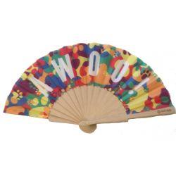 AWOO Hand Fan