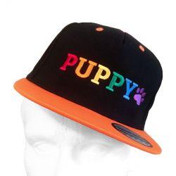 Puppy Pride Snapback Cap