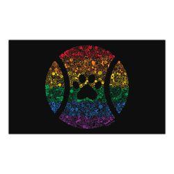 Rainbow Puppy Pride Flag 2019