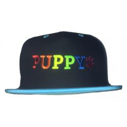 PUPPY Pride Misprint Caps