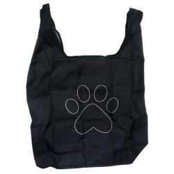 Foldaway Shopping Bag - Paw