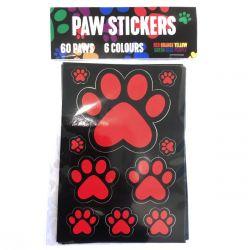Paw Sticker Sheets