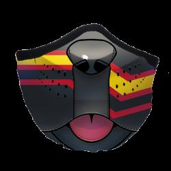 Face Mask V2 - Rubber